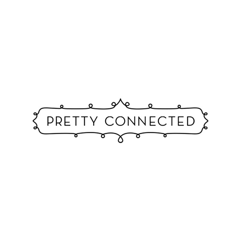 Pretty Connected Logo>