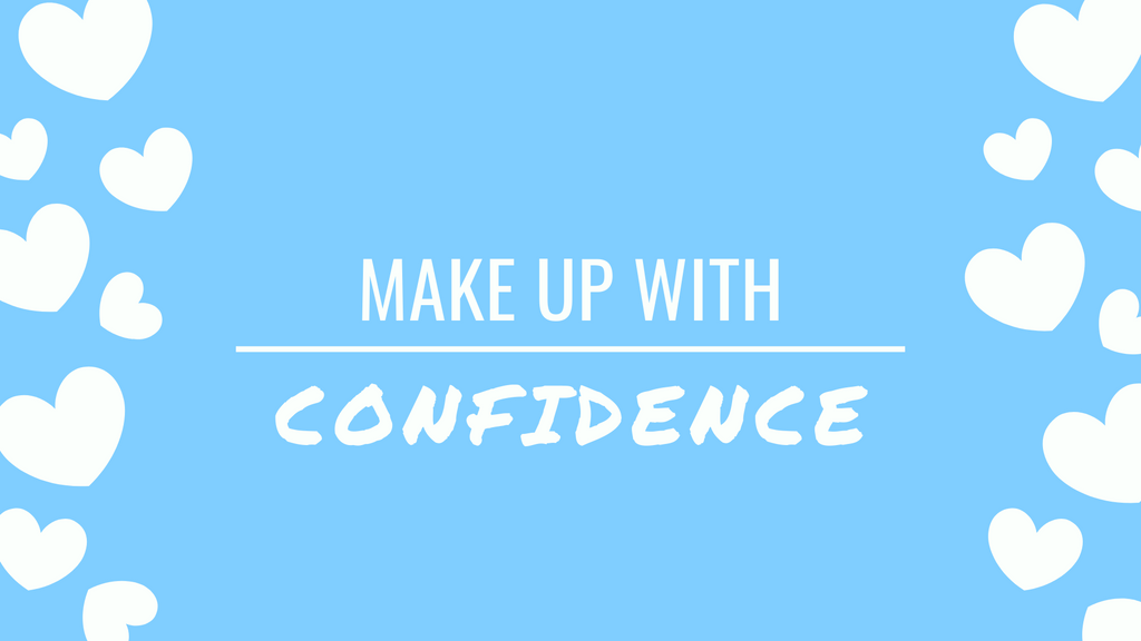 makeup with confidence title