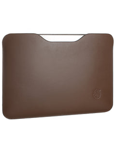 "Sleeve per MacBook Air/Pro - 13"" (marrone chiaro)"