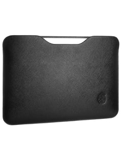 "Sleeve per MacBook Air/Pro - 13"" (saffiano nero)"