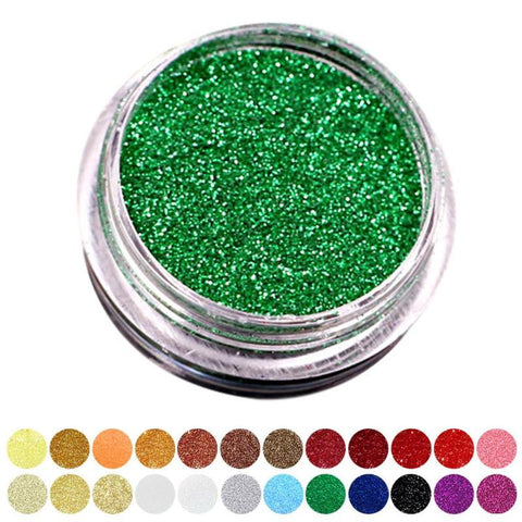 Amazing 2pcs Glitter Eye Shadow Powder 24 colors