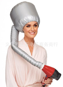 Professional hair dryer cap