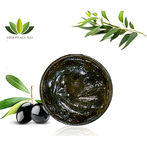 Traditional Black Soap with Olive Oil and Rosemary (200g)