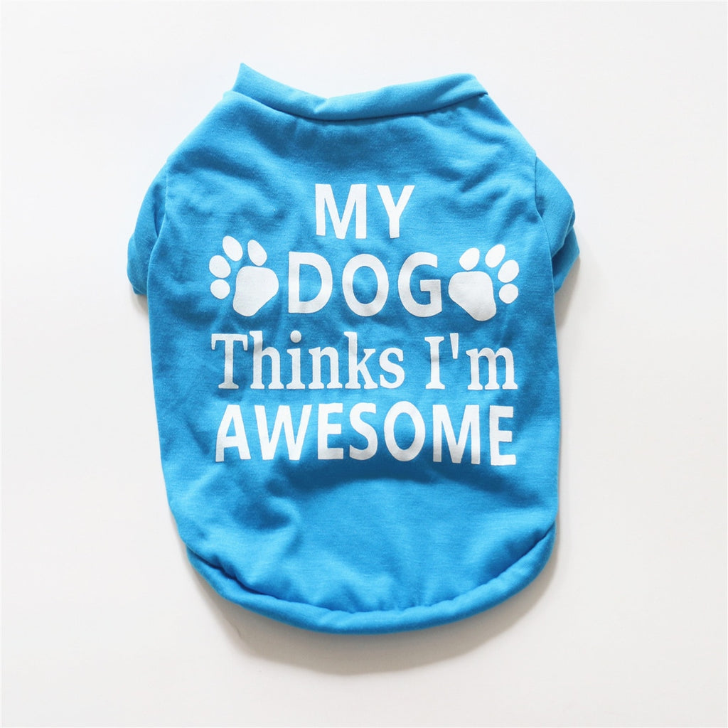 Pet Clothing Comfortable  (for Small Dogs)