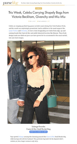 cuero_and_mor_purse_blog_solange_knowles_2017_forest_bucket_bag