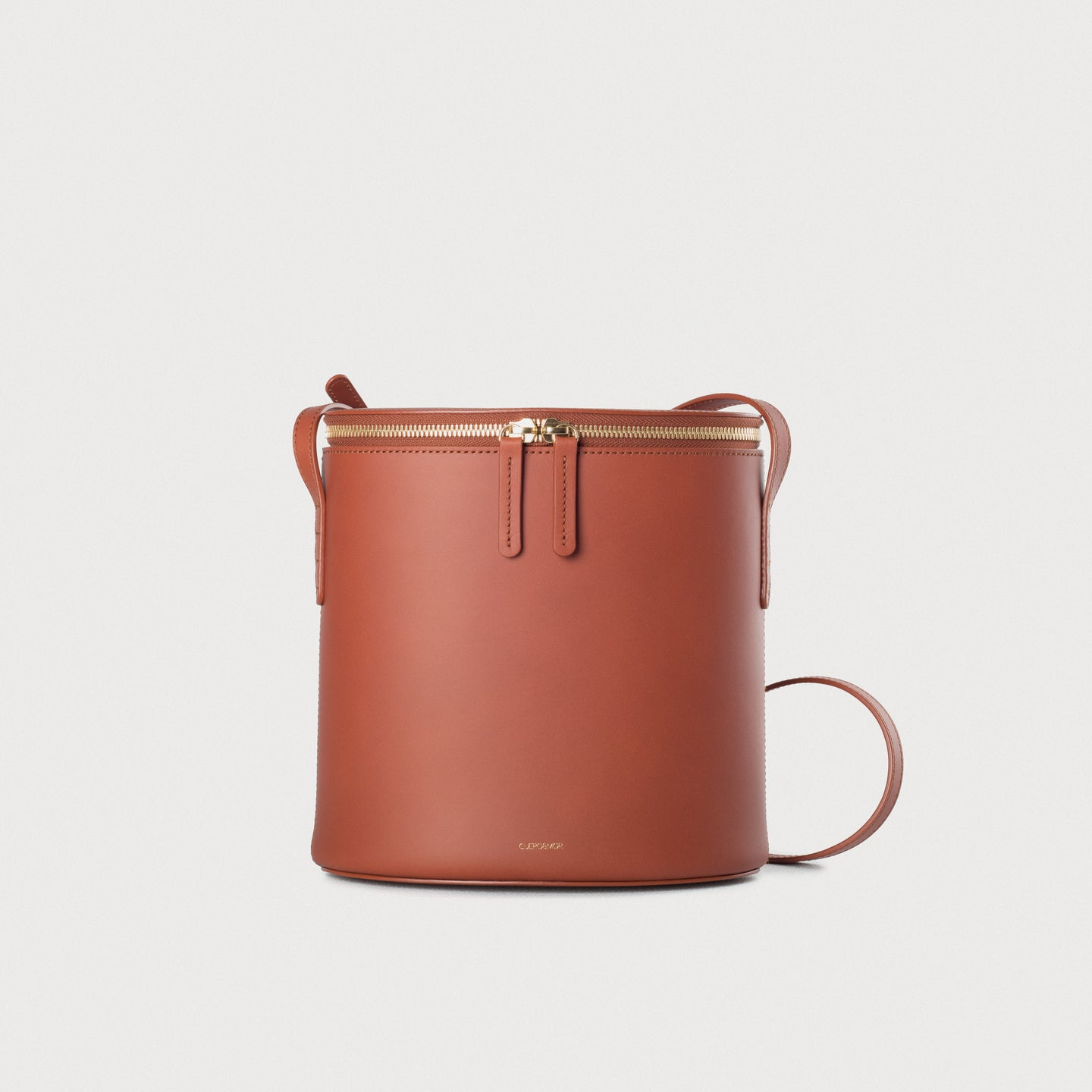 medium Bucket - Cognac