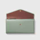 Edna Passport Wallet - Dusty Green
