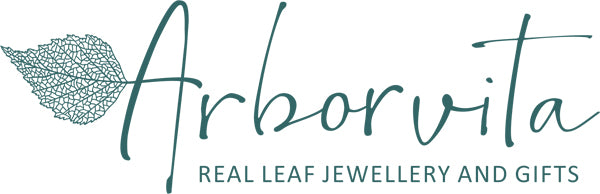 Real Leaf Jewellery and Gifts - Arborvita