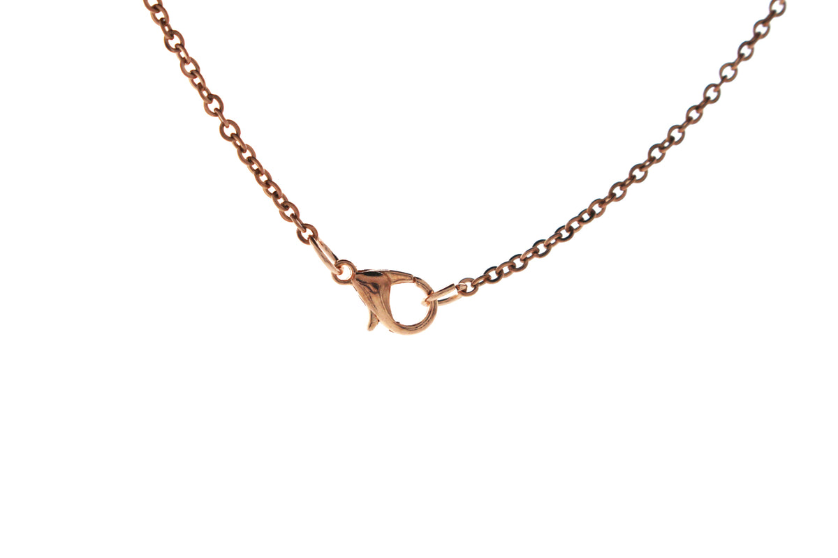 Rose Gold Chain Clasp