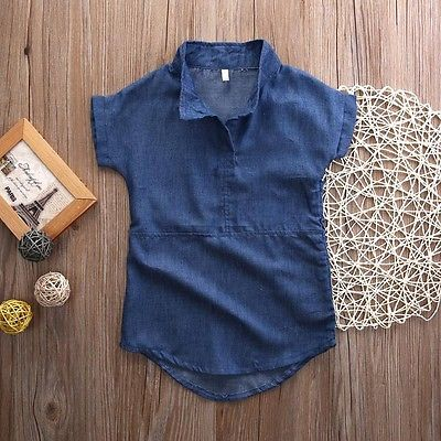 Toddler Deinm Dress