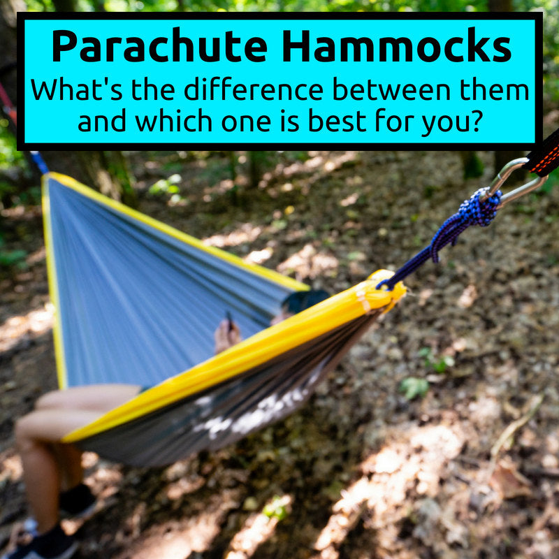 Find the best parachute hammock