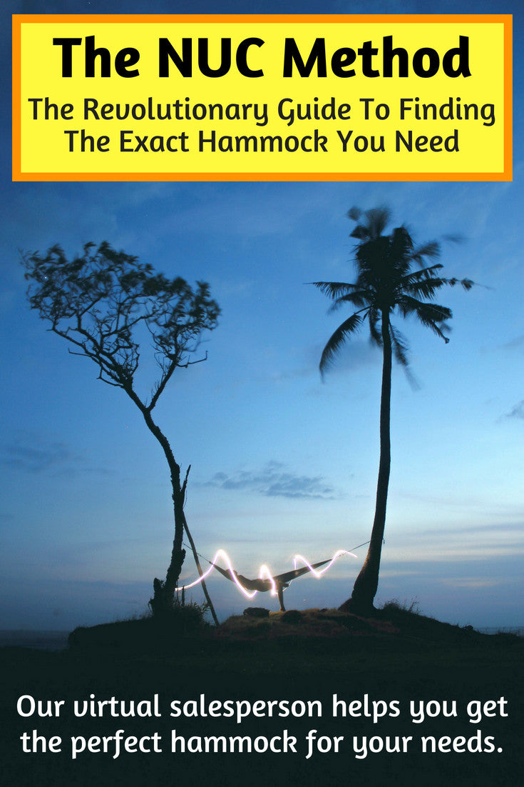Guide To Buying The Best Hammock For You