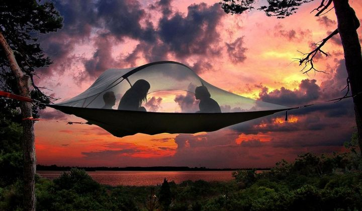 Best tree tent from Tentsile