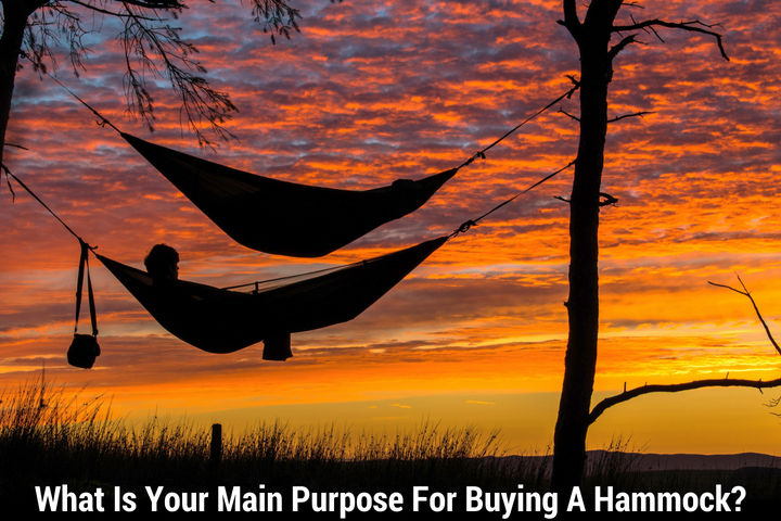 Why buy a hammock