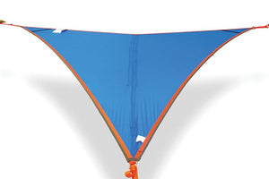 Tentsile T-Mini Double Hammock Blue Fabric