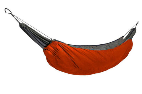 Image of Hammock Underquilt For Camping Orange