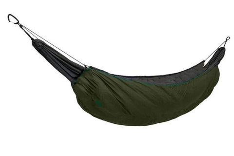 Image of Hammock Underquilt For Camping Army Green