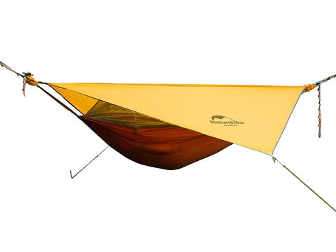 NatureHike Ultralight Camping Hammock Yellow