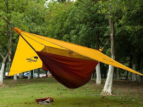 NatureHike Ultralight Camping Hammock (With Tarp and Bug Net)