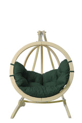 Globo Kid's Hanging Chair And Stand