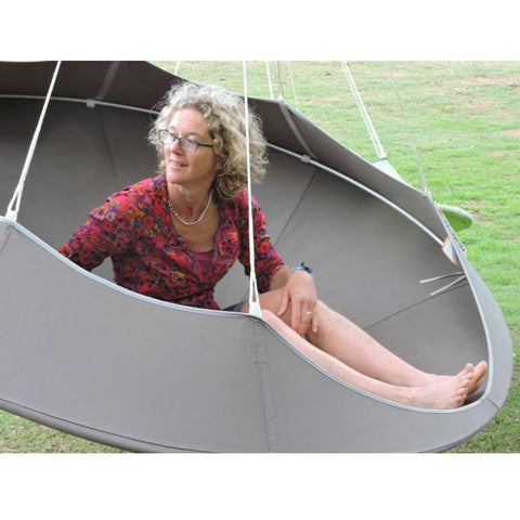 Cacoon Lullio Double Hanging Chair (2 Colors)