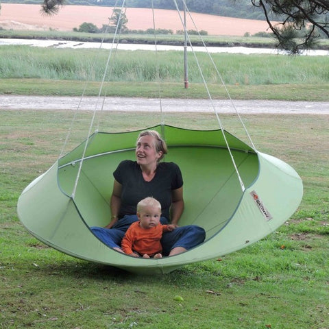Cacoon Lullio Double Hanging Chair