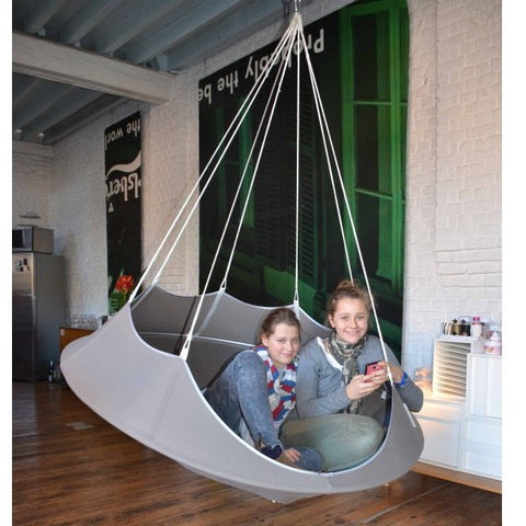 Image of Cacoon Lullio Single Hanging Chair (2 Colors)