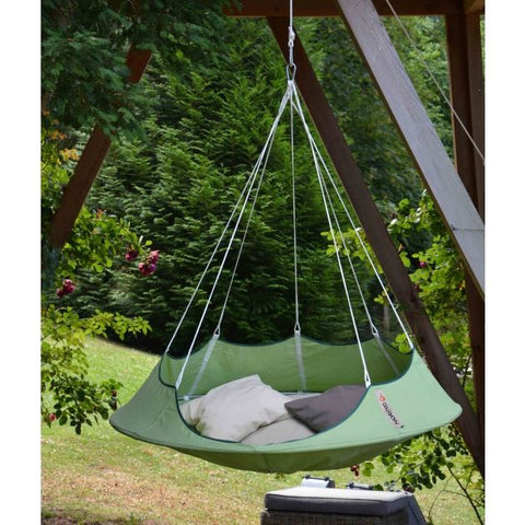 Cacoon Lullio Single Hanging Chair (2 Colors)