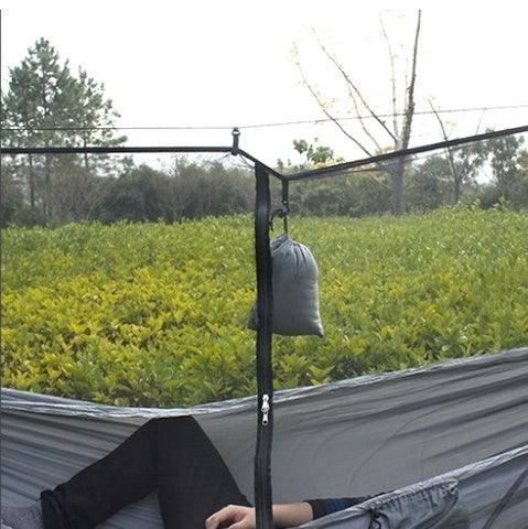 Lightweight Mosquito Net For Hammocks (Fits All Sizes)
