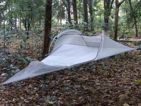 One Person Portable Tree Tent Camping Hammock (3 Colors)