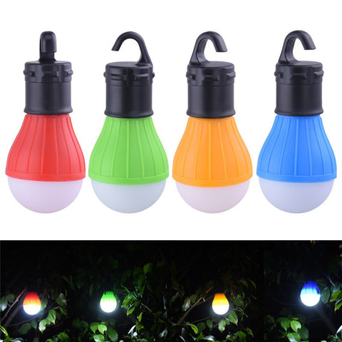 Image of Outdoor Hanging LED Light Bulb