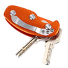 Image of Multi-Function Folding Pocket Key Organizer (3 Colors)