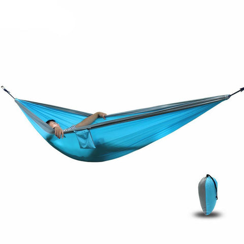 Ultra-large Portable Parachute Hammock