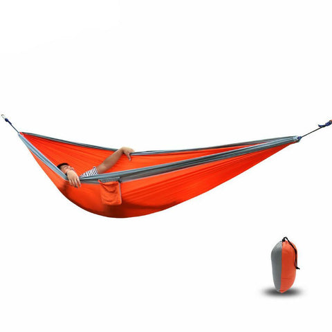 "Ultra-Large Portable Parachute Camping Hammock (114"" x 78"" - 17 Colors)"