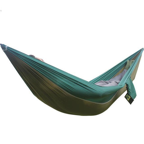 "Image of Small Portable Parachute Camping Hammock (90"" x 35"" - 10 colors)"