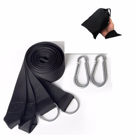 Image of Hanging Belt Extension Straps For Hammocks
