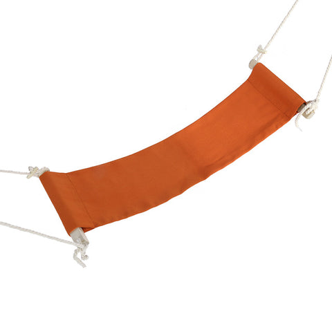 Image of Adjustable Foot Hammock For The Home Or Office