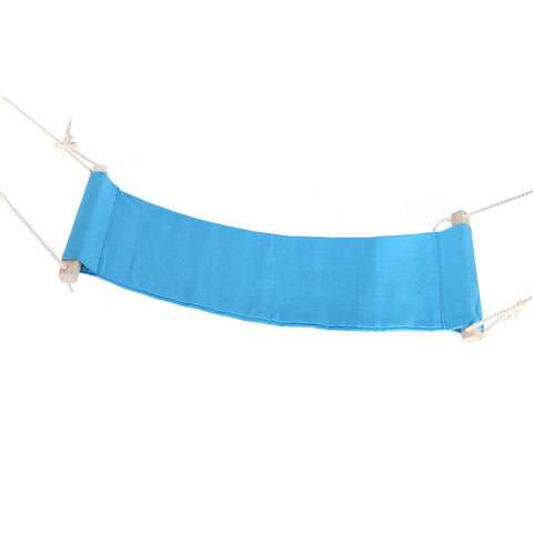 Image of Adjustable Foot Hammock For The Home Or Office (6 Colors)