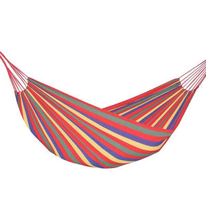 Large Brazilian Canvas Hammock