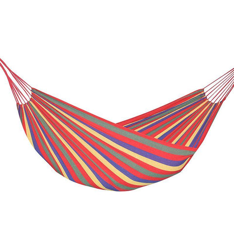 Image of Large Brazilian Canvas Hammock