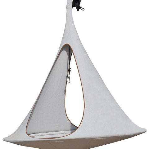 Image of Cacoon Songo Hanging Chair Moon