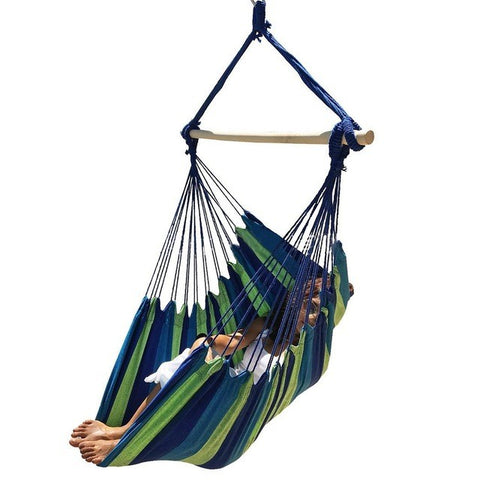 Striped Hammock Chair (2 Colors)