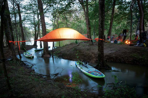 Tentsile Stingray 3-Person 4-Season Tree Tent (7 Colors)