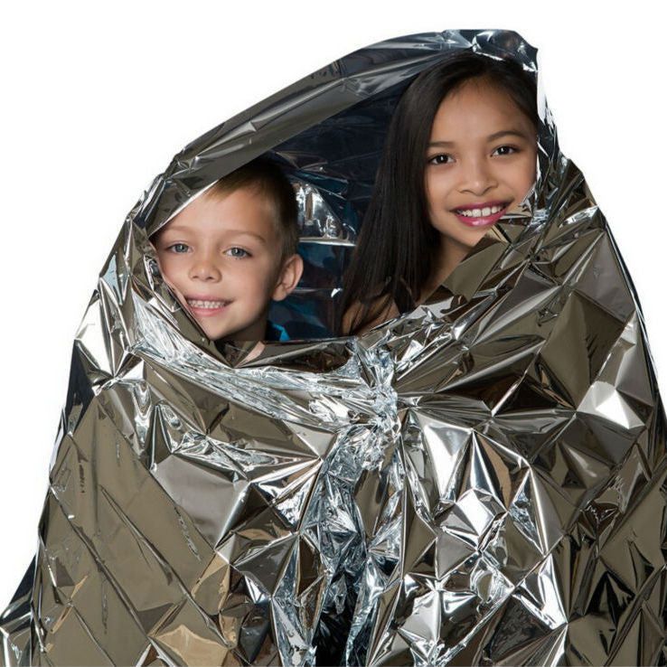 Emergency Waterproof Thermal Space Blanket