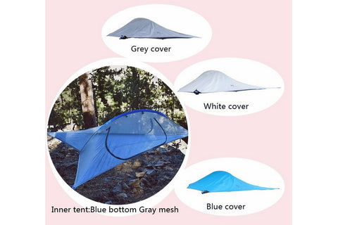 Two Person Ultralight Tree Tent Hammock (3 Colors)