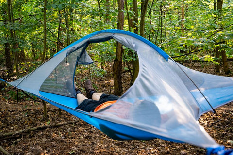 Image of Two Person Ultralight Tree Tent Hammock (3 Colors)