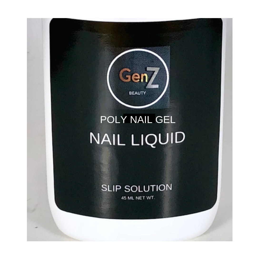 GenZ Poly Nail Gel Nail Slip Solution Poly Nail Gel 2-4 day Delivery