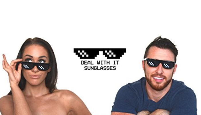 Deal With It - Thug Life Limited Edition Sunglasses Genzproduct