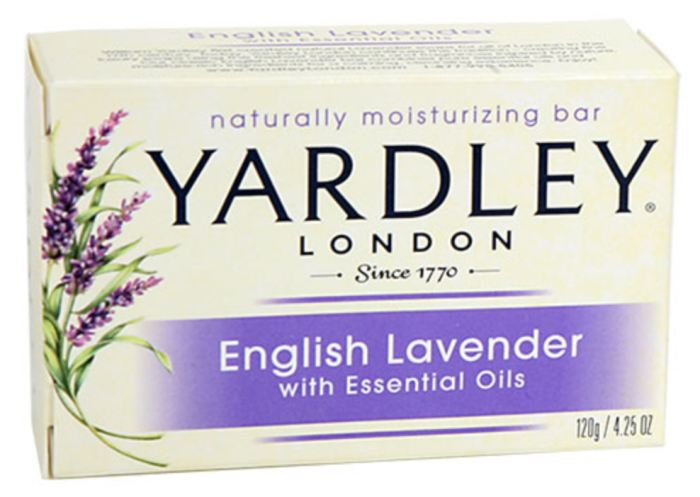 Yardley English Lavender Soap 4.25 Oz. Facial Genzproduct