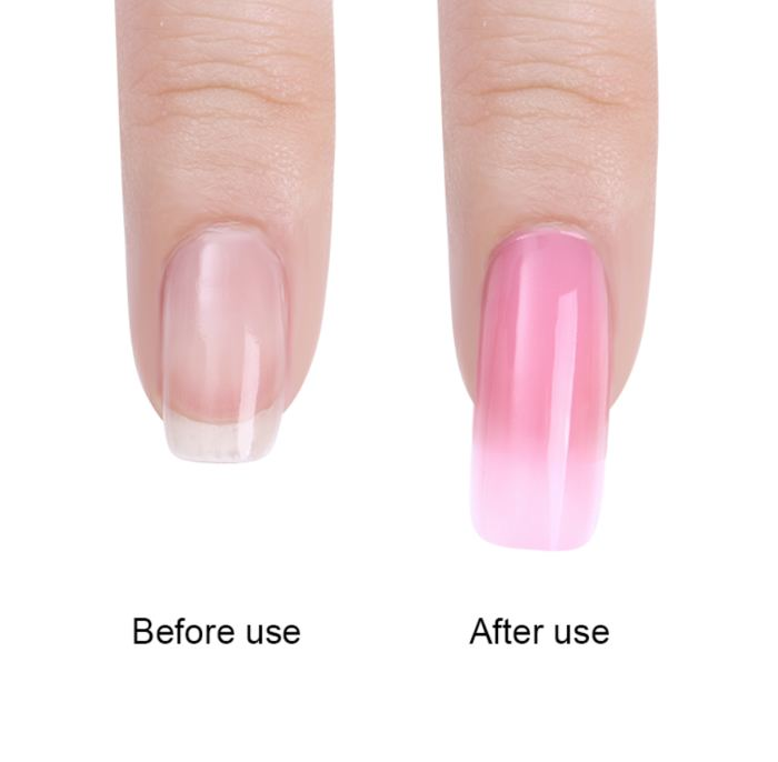 Genz Polygel Professional Nail Enhancement Cover Bright White (3-5 Day Delivery!!) Genzproduct
